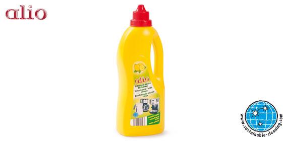 Zitronensäure- Entkalker, Juni 2012