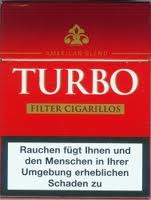 Filter Cigarillos, American Blend, Juni 2012