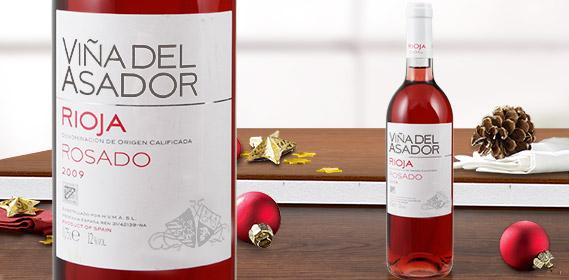 Rioja DOCa Rosado, Dezember 2010
