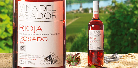 Rioja DOCa Rosado, September 2012