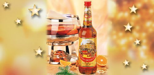 Echter 54%iger Übersee-Rum, Oktober 2007