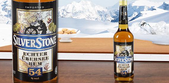 Echter 54%iger Übersee-Rum, Januar 2011