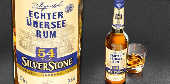 Echter 54%iger Übersee-Rum, Februar 2013