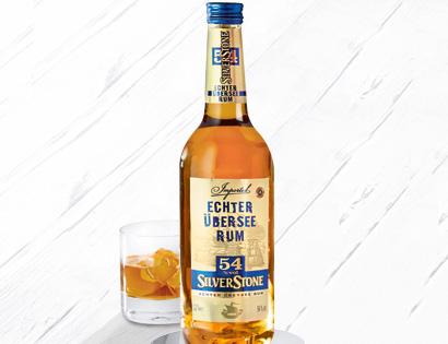Echter 54%iger Übersee-Rum, Januar 2014