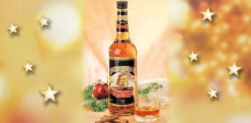Echter 40%iger Übersee-Rum, Oktober 2007