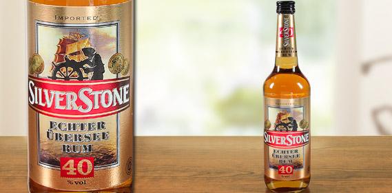 Echter 40%iger Übersee-Rum, September 2010