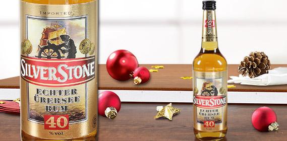 Echter 40%iger Übersee-Rum, Dezember 2010