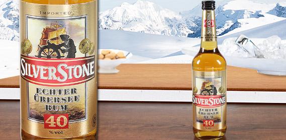 Echter 40%iger Übersee-Rum, Januar 2011