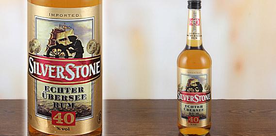 Echter 40%iger Übersee-Rum, Oktober 2011