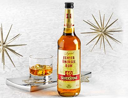 Echter 40%iger Übersee-Rum, November 2013