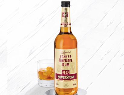 Echter 40%iger Übersee-Rum, Januar 2014