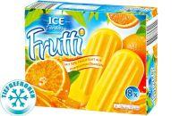 Frutti Orangeneis, Juli 2012