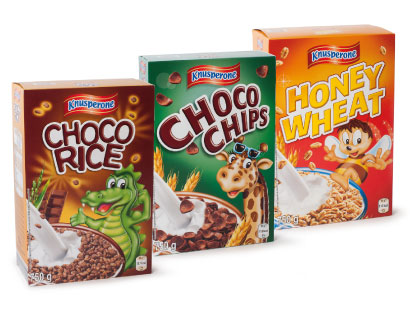 Choco Rice, Mai 2014