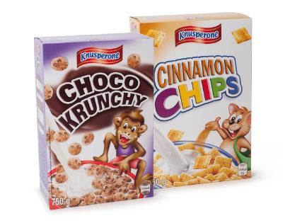 Cinnamon Chips, Mai 2014