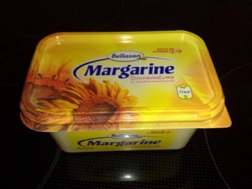 Margarine, Juli 2012