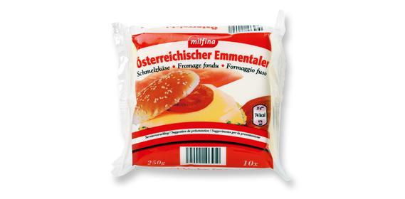 Emmentaler-Scheiben, Juli 2012
