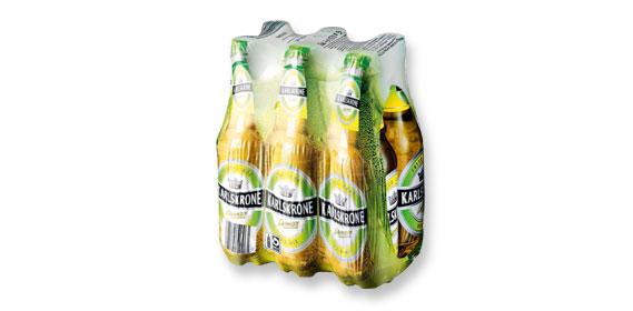 Lemon Bier, 6 x 0,5 l, Juli 2012