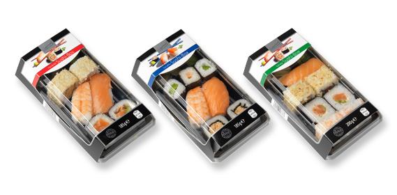 Sushi, Juli 2012