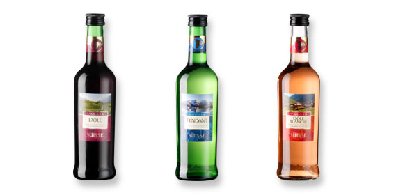 Schweizer Miniweine, Juli 2012