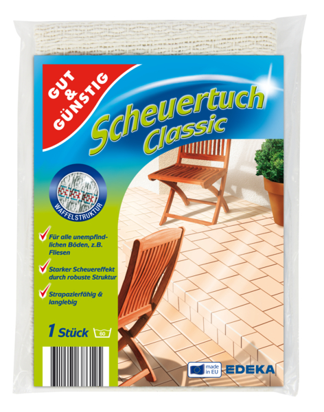 Scheuertuch Classic, Dezember 2017