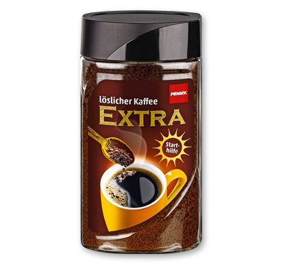 Classic Instant (löslicher Kaffee), M�rz 2016