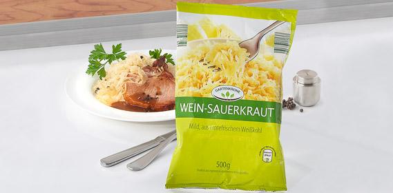 Wein-Sauerkraut, Oktober 2010