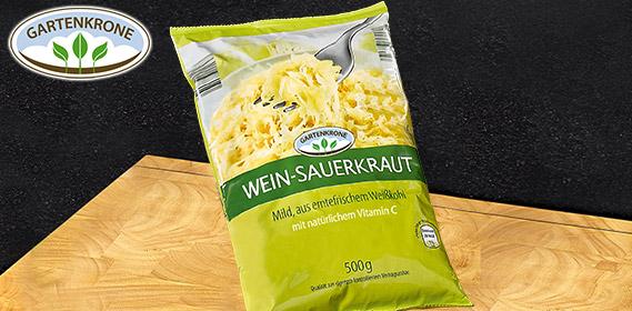 Wein-Sauerkraut, Januar 2011