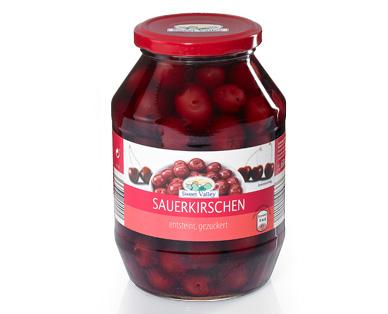 Sauerkirschen / Schattenmorellen, November 2014