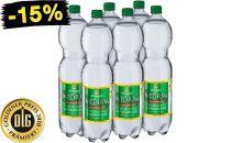 Mineralwasser, 6 x 1,5 l, Juli 2012