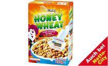 Honey Wheat - gepuffter Weizen mit Honig, August 2012
