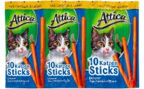 Katzen Sticks, August 2012