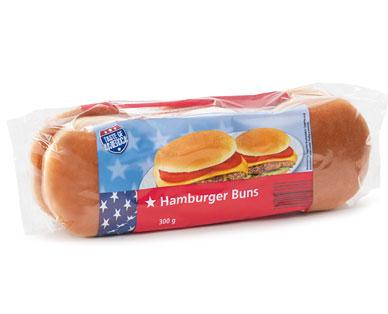 Hamburger-Buns, Juni 2014