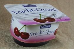 Frucht-Quark Kirsche, August 2012
