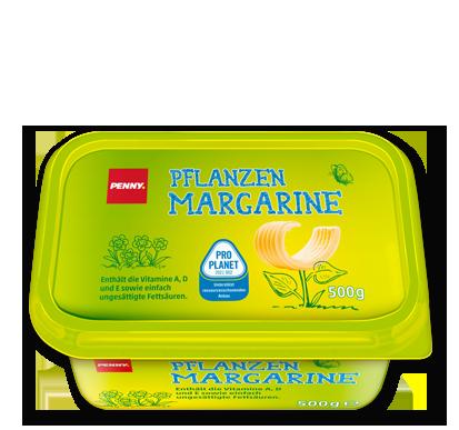 Pflanzenmargarine, M�rz 2016