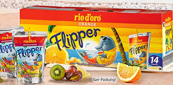 Flipper, 14x 0,2 L, Oktober 2012