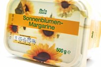 Sonnenblumenmargarine, August 2012