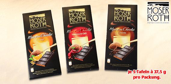 Schokolade, gefüllt, 5x 37,5g, November 2010