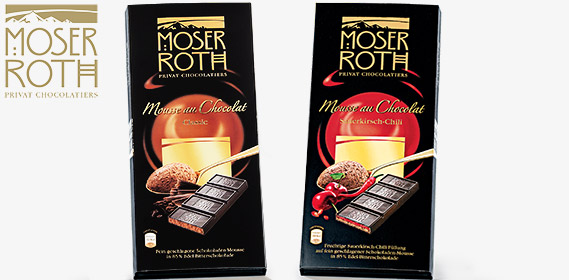 Schokolade, gefüllt, 5x 37,5g, September 2012