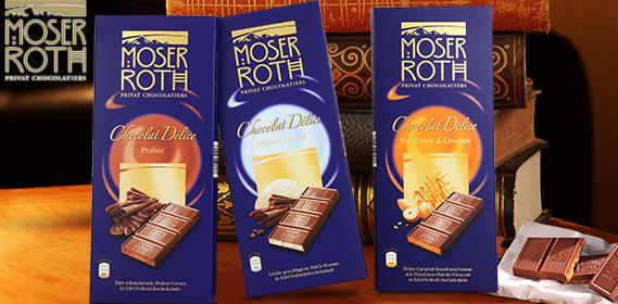 Schokolade, gefüllt, 5x 37,5g, Dezember 2012