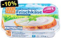 Laktosefreier Frischkäse, November 2012