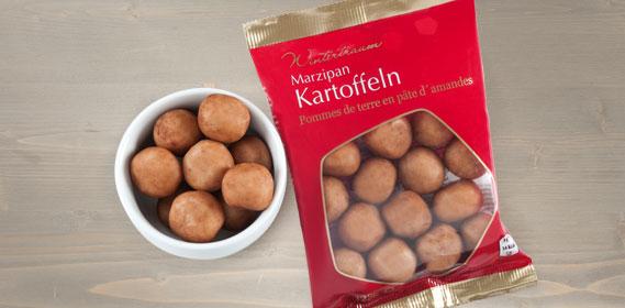 Marzipan-Kartoffeln, September 2013