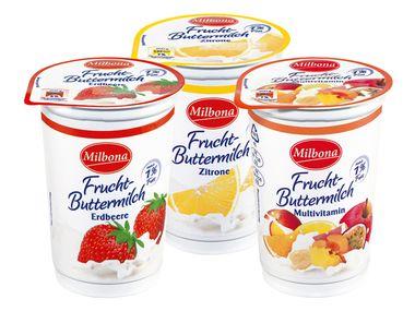Frucht-Buttermilch, September 2012