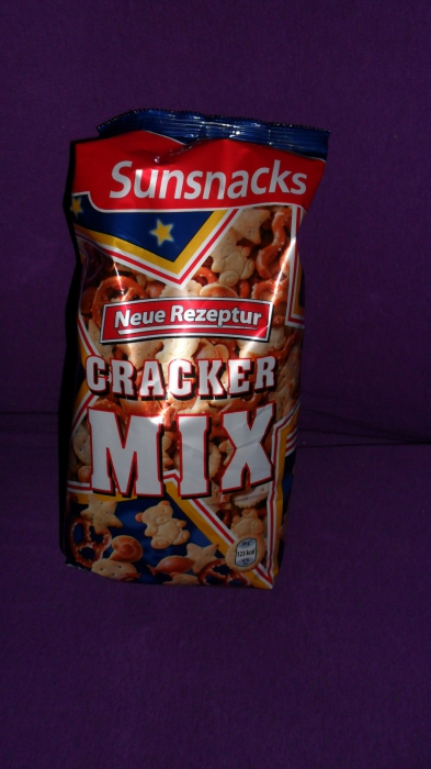 Cracker Mix, September 2012