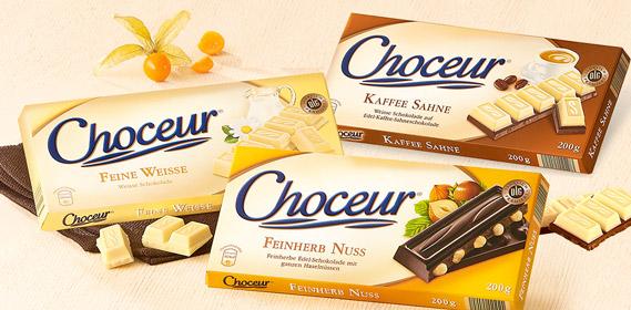 Schokolade - Nuss -, November 2010