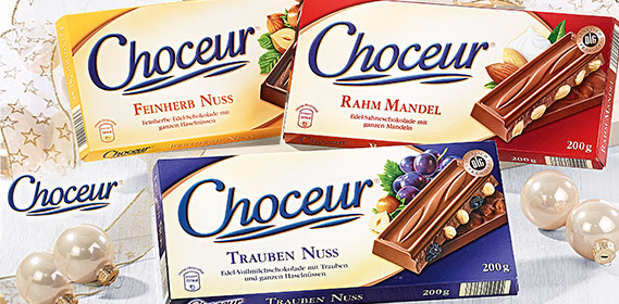 Schokolade - Nuss -, November 2011