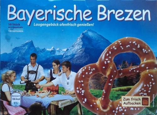Bayerische Brezen/ Stangerl, September 2012