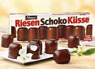 Riesen Schoko Küsse, Oktober 2007