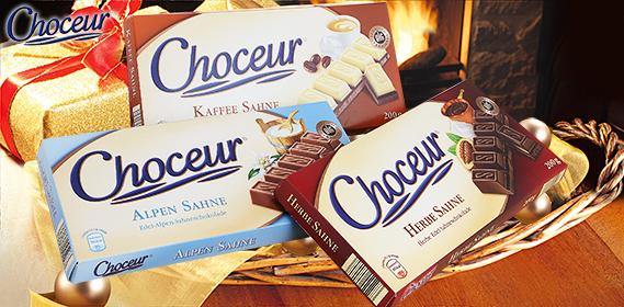 Schokolade - Sahne -, Dezember 2012