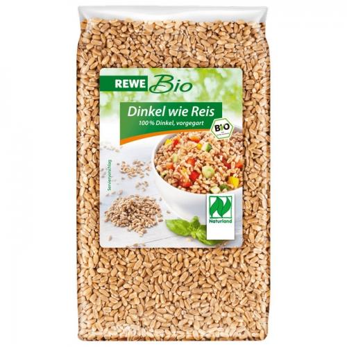 Dinkel wie Reis, Dezember 2017