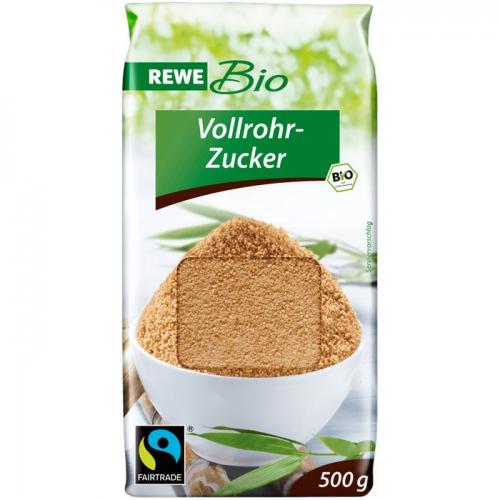 Vollrohr-Zucker, Februar 2017